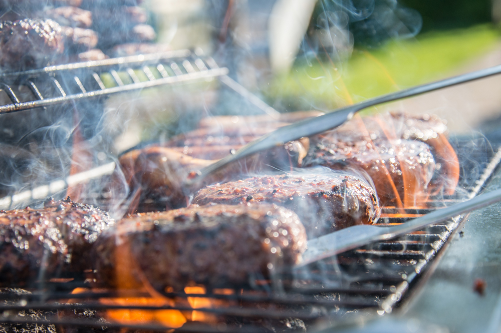 grill zone /