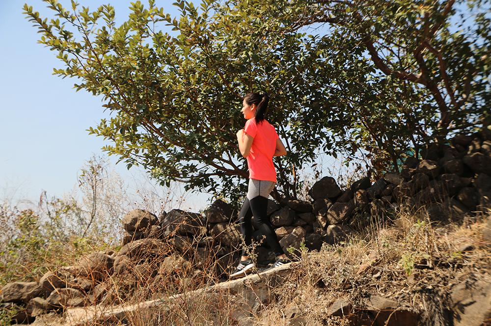 trekking /