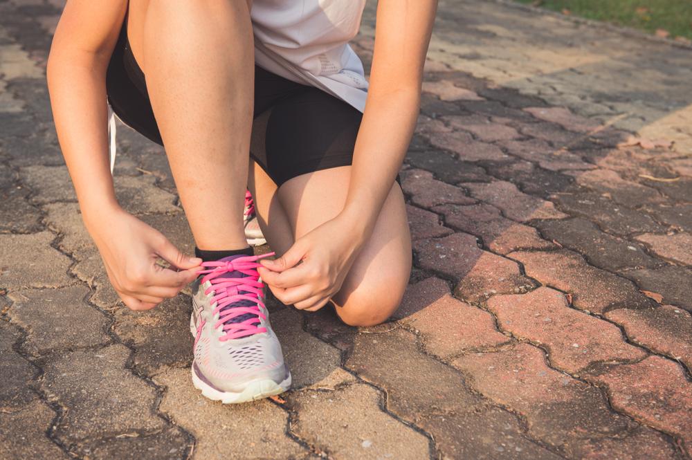 jogging track /
